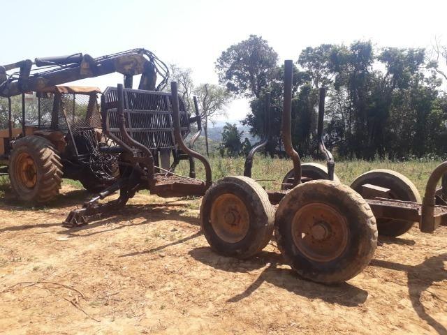 Trator Autocarregavel Florestal - Foto 5