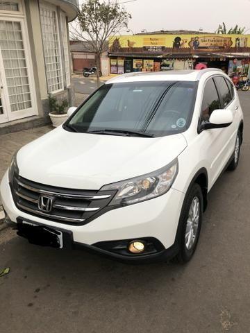 Honda CRV 2014 EXL Conservadíssima! IPVA Pago!!