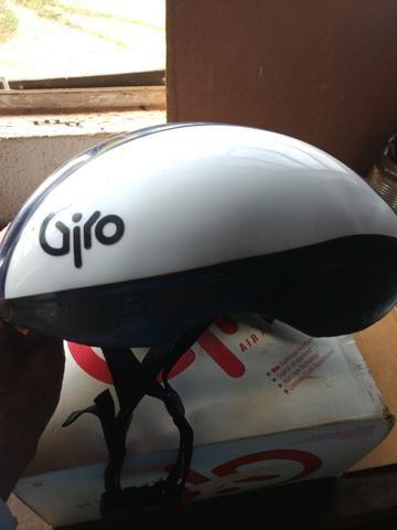 Capacete Giro Air Atack antigo - Foto 5