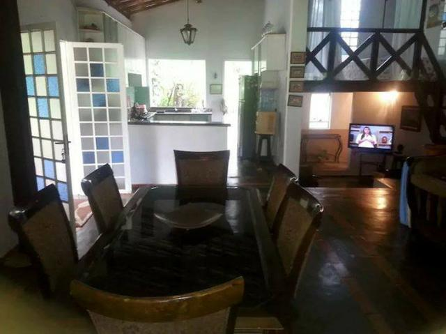 Chácara dentro da cidade,beira do Rio Cuiabá,casa grande,quiosque, deck p pesca,tanque. - Foto 5
