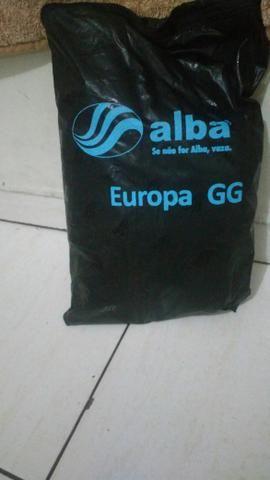Capa de chuva Alba GG mais luva