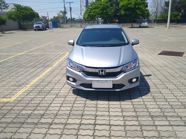 Honda city EX automático 2018 ZAP 32- *