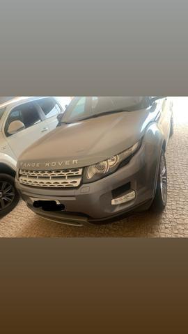 Vendo Range Rover Evoque