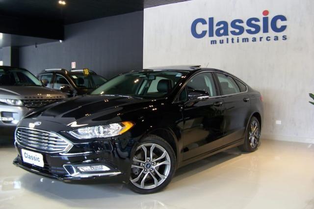 Ford Fusion Sel 2.0 Ecobo Automático - Foto 3