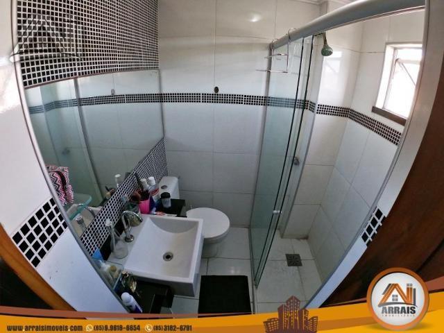 Vende-se apartamento com 3 quartos no Bairro Benfica - Foto 4