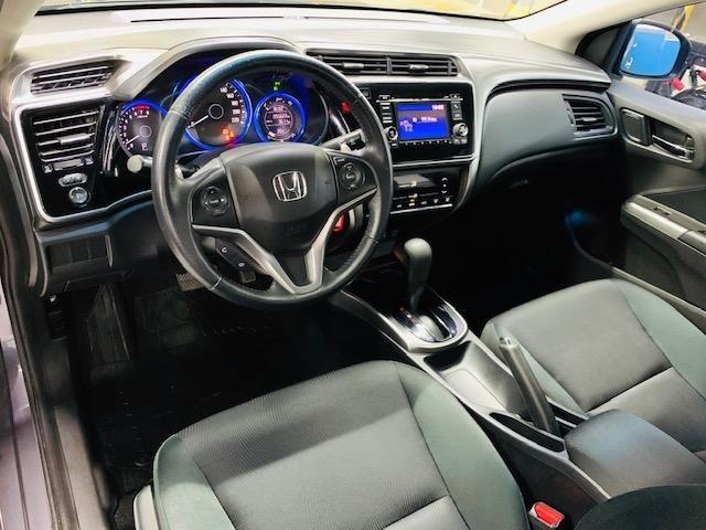 Honda City 1.5 ex 16v flex 4p automático - Foto 4