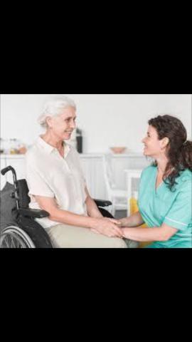 Cuidadora de idoso e pessoas PCD - Foto 4