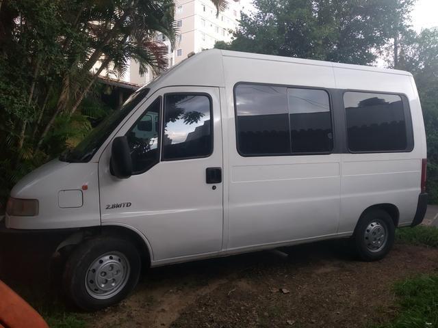 Vendo Fiat Ducato Minibus Teto Alto 2.8 03/03