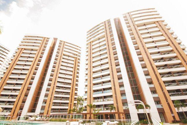 Condomínio Renata - Luciano Cavalcante 3 Suítes com 98.23m² - Apenas 6% de Sinal