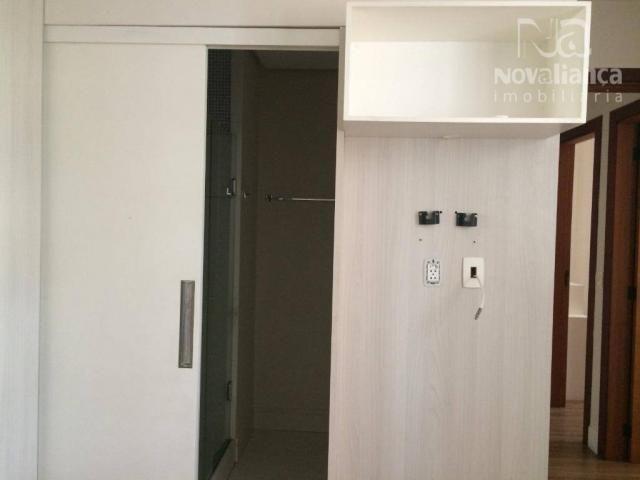 Apartamento com 3 quartos para alugar, 85 m² por R$ 1.500/mês - Itapuã - Vila Velha/ES - Foto 12