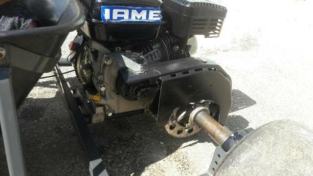 Trike para drift - Foto 2