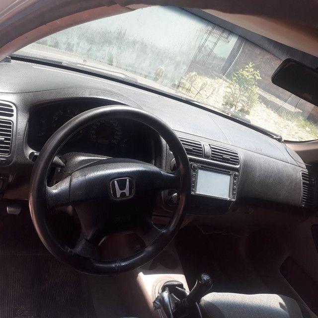 Venda Honda Civic tubarão  - Foto 3