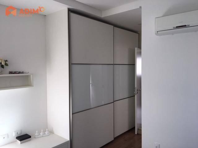 Apartamento alto padrão à venda, 03 suítes, 02 vagas de garagem, lazer completo - Centro d - Foto 6