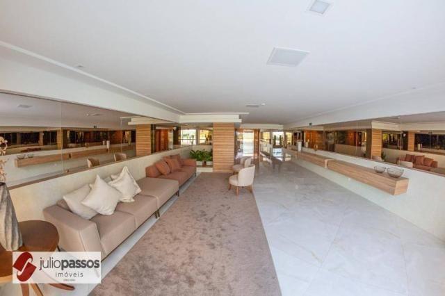 Apartamento com 2 dormitórios à venda, 73 m² por R$ 646.416,14 - Jardins - Aracaju/SE - Foto 14