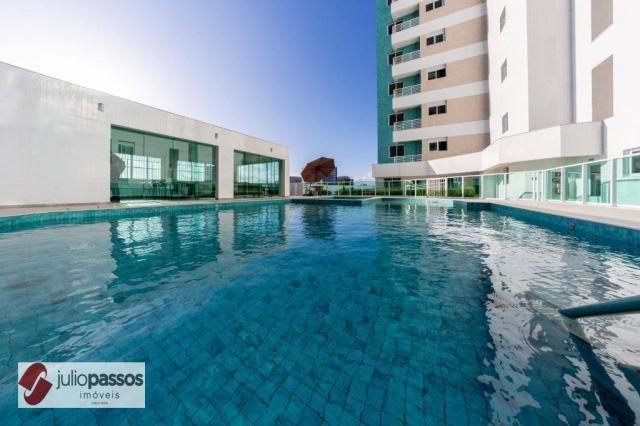 Apartamento com 2 dormitórios à venda, 73 m² por R$ 646.416,14 - Jardins - Aracaju/SE - Foto 11