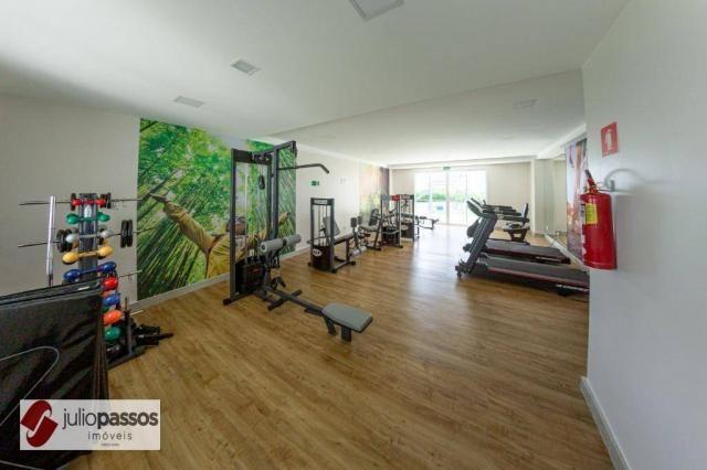 Apartamento com 2 dormitórios à venda, 73 m² por R$ 646.416,14 - Jardins - Aracaju/SE - Foto 17