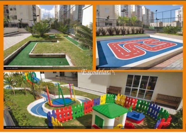 Apartamento à venda, 64 m² por R$ 378.594,00 - Macedo - Guarulhos/SP - Foto 8