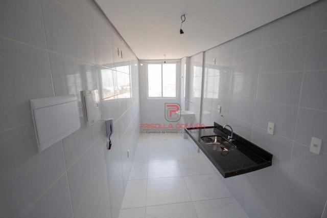 Apartamento 3 quartos no Bessa com varanda gourmet e área de lazer - Foto 8