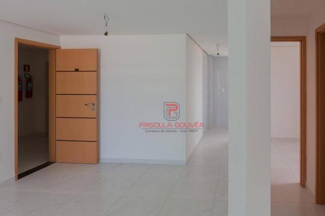 Apartamento 3 quartos no Bessa com varanda gourmet e área de lazer - Foto 10