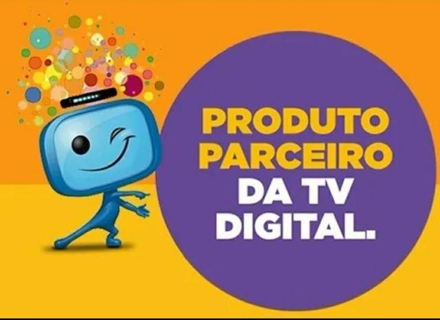 Conversor Digital e Gravador Full Hd Aquário Dtv 4000 - Foto 4