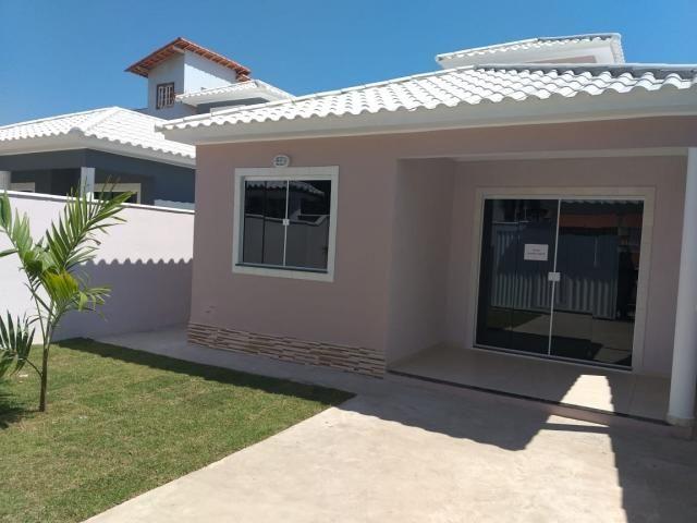 CASA COM 3 DORMITÓRIOS À VENDA,POR R$ 400.000 - ITAIPUAÇU- MARICÁ/RJ - Foto 2