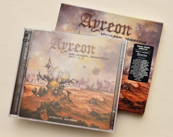 Ayreon - Universal Migrator Part I & II - Foto 4