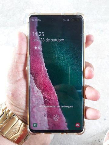 Samsung Galaxy S10 Plus novo