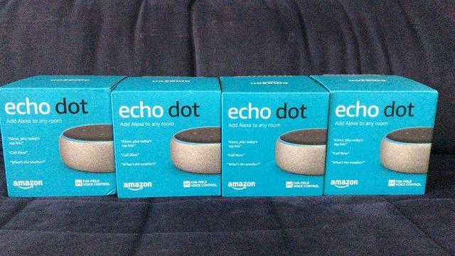 Amazon Echo Dot 3ª Geração, Smart Speaker com Alexa - Foto 4