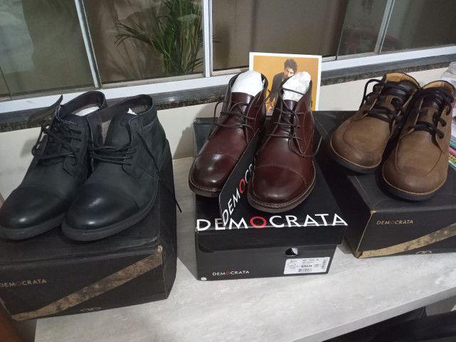Vendo calçados da democrata novos. - Foto 4