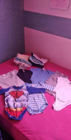 Lote roupas de bebê  - Foto 2
