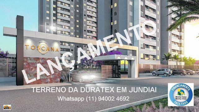 Lançamento Minha casa minha vida , entrada parcelada , antiga Duratex em Jundiai - Foto 2