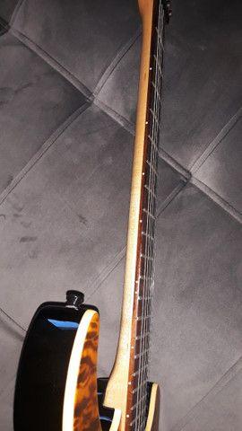 Guitarra Elétrica Tagima Vulcan (âmbar) - Foto 5