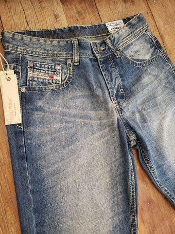 Calça Jeans Diesel N° 38 Original - Foto 2
