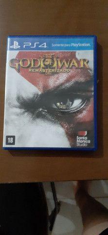 God  of war eu ou troco