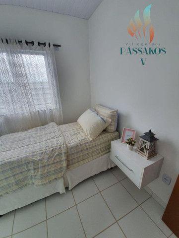 64- Casas em Ribamar no condomínio Village dos Pássaros V - Foto 2