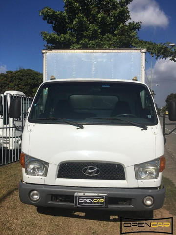 HD78 3.0 Diesel Baú caminhão super novo