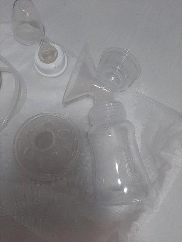 Bomba elétrica de tirar leite Pandax  - Foto 5