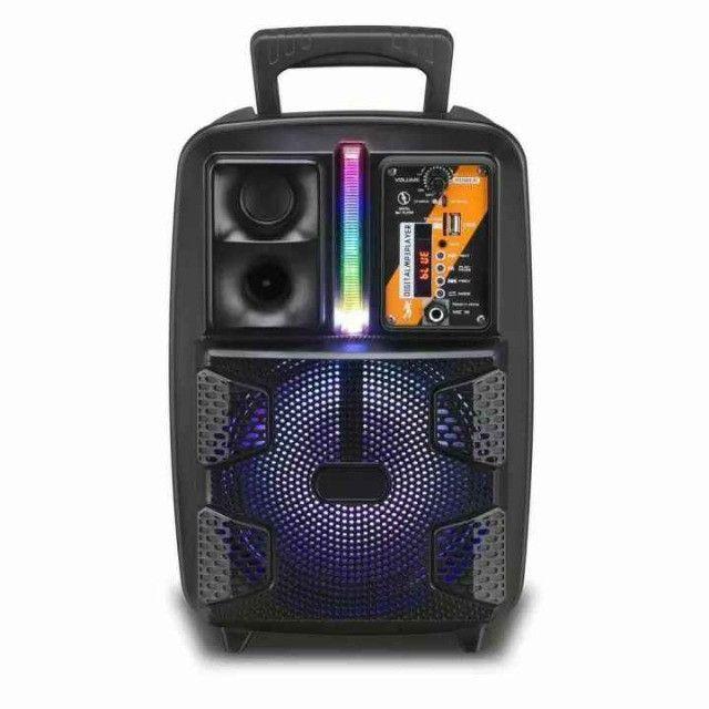 Caixa de som Amplificado (Kimiso Qs-2805) 2000W - A Mais Procurada Na Loja! - Foto 3
