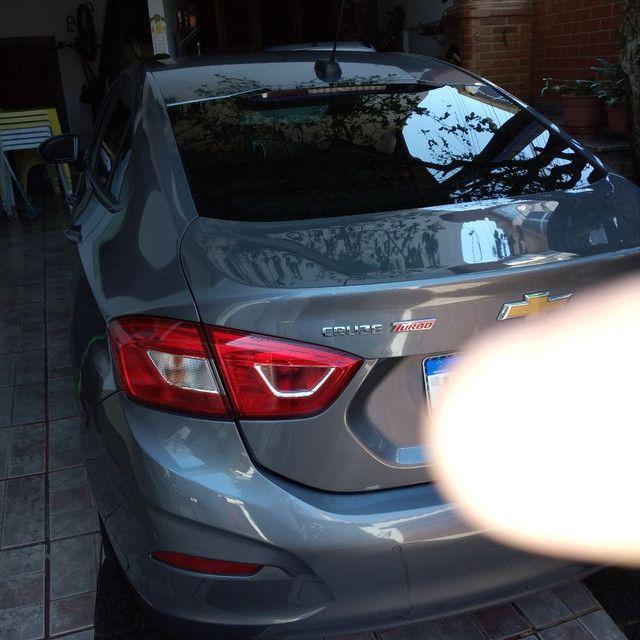 Vendo Chevrolet Cruze LT AT 1.4 Turbo  - Foto 4
