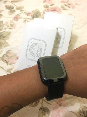 Smart Watch , a prova d?água   - Foto 2