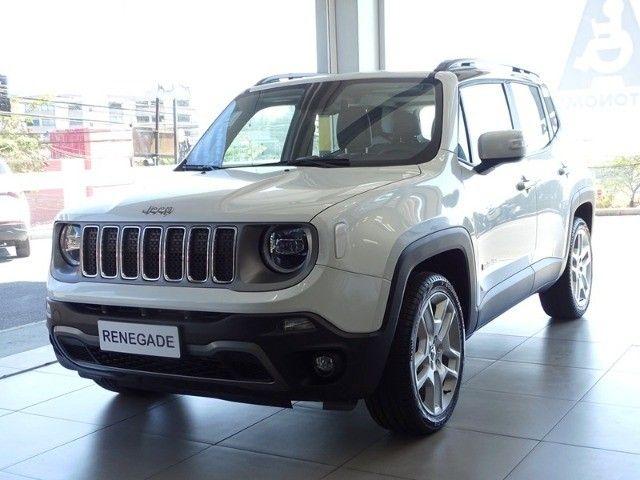 Jeep Renegade Limited 1.8 Automático 0Km