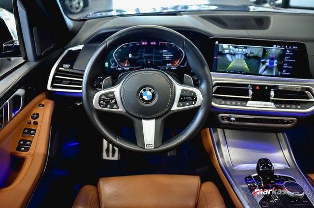 BMW X5 M XDRIVE30D MSPORT 265HP 30 MIL KM UNICO DONO 4P - Foto 18