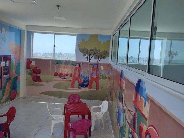 Apartamento com 2 dormitórios à venda, 56 m² por R$ 317.817,92 - Jacarecanga - Fortaleza/C - Foto 20