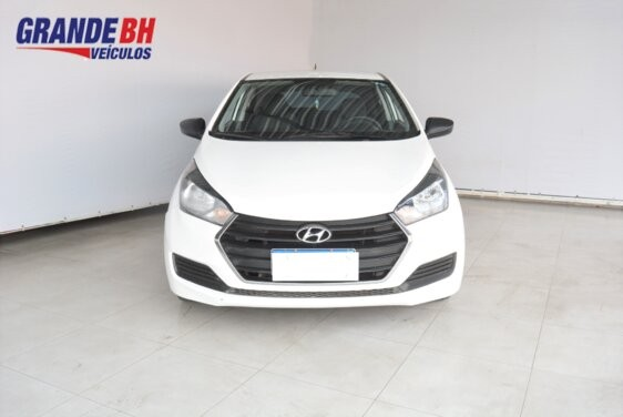 Hyundai Hb20 Comf. 1.0 12V Flex - Foto 3