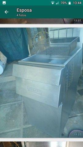 Fritadeira horbart gás - Foto 2