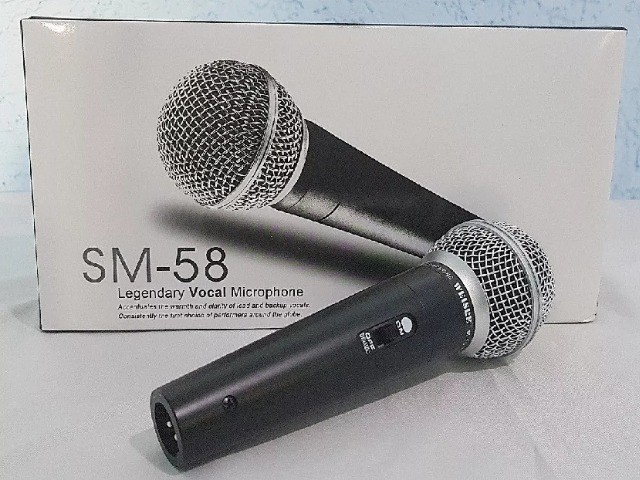microfone ms58 - Foto 2