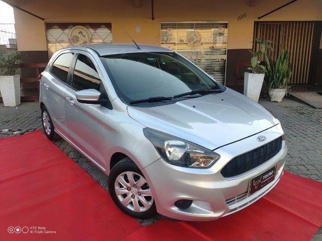 Carro excelente para Uber/Pop - Ford Ka 1.0 Completo! Aceito troca e financio!!!! - Foto 2