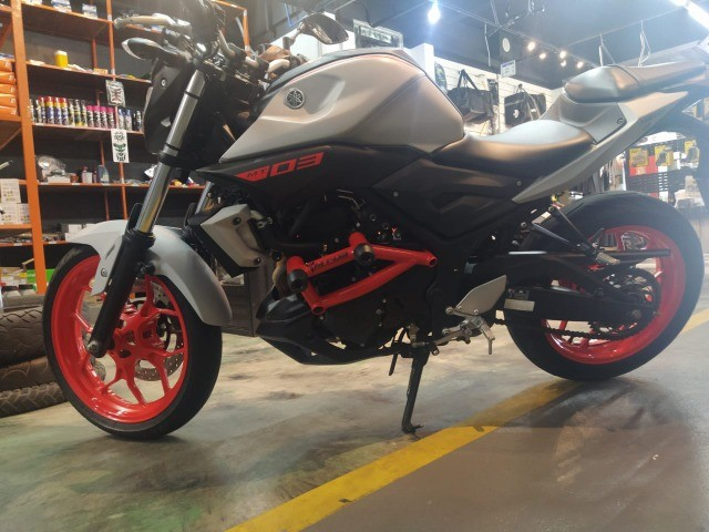 Yamaha MT03 - Buiatty Motors - Foto 6