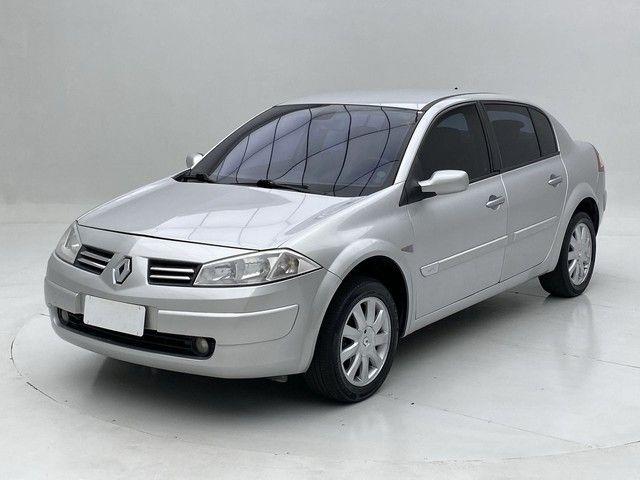 Renault MÉGANE Megane Sedan Dynamique Hi-Flex 1.6 16V