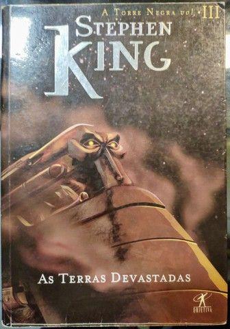 A Torre Negra - Stephen King - 6 volumes - Foto 4
